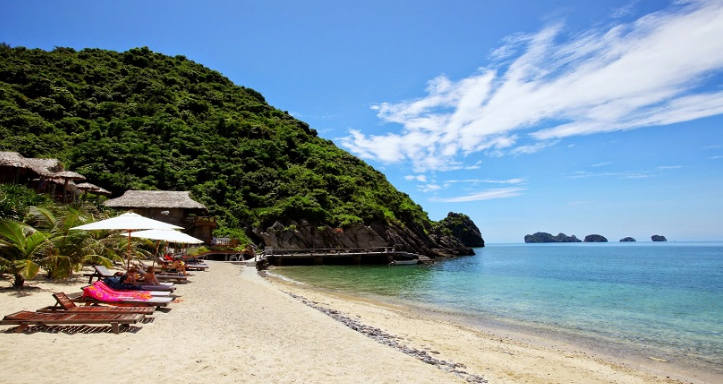 Bãi biển Ba Trái Đào - du lịch biển Hạ Long