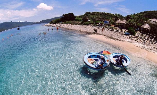 Hòn Mun - du lịch biển Nha Trang