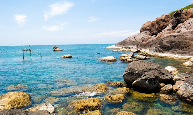 Hòn Ghềnh - du lịch biển Mũi Né