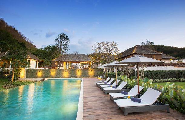 Nơi nghỉ dưỡng với Resort