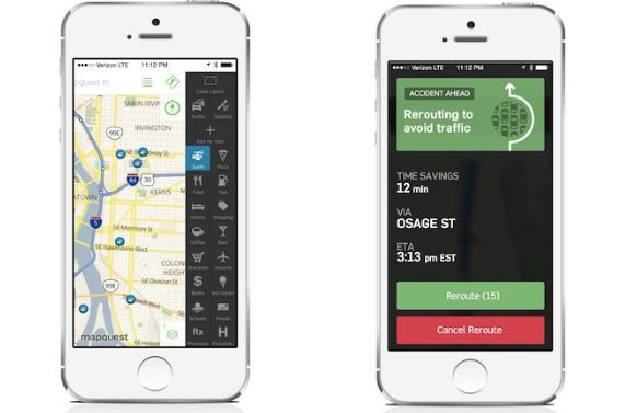 App Mapsquest