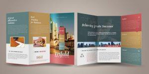 Lưu ý khi thiết kế brochure du lịch