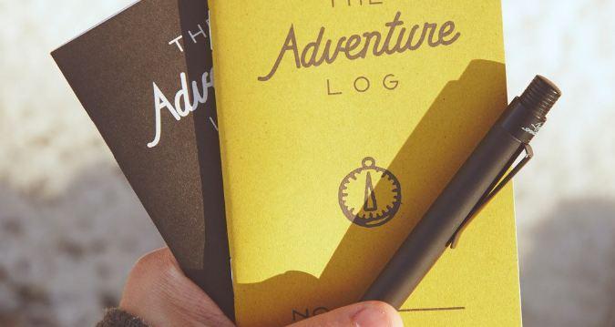 Lý do bạn cần 1 cuốn sổ tay khi đi du lịch