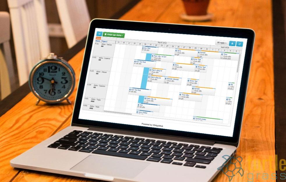 Tích hợp OTA với phần mềm quản lý