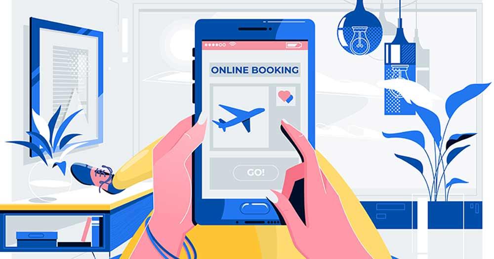 phần mềm bán tour du lịch tích hợp tính năng booking