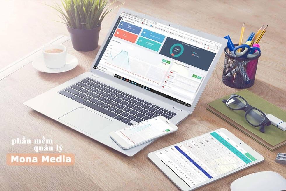 Phần mềm quản lý khách sạn, resort Mona Media