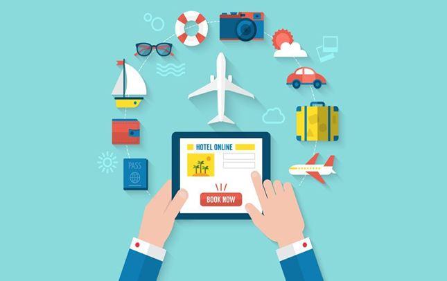 chọn dịch vụ du lịch online an toàn