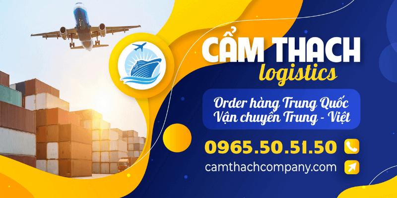 Cẩm Thạch Company chuyên nhập hàng Trung Quốc, vận chuyển hàng hóa