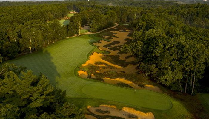 Pine Valley Golf Club - Sân golf đẹp nhất thế giới