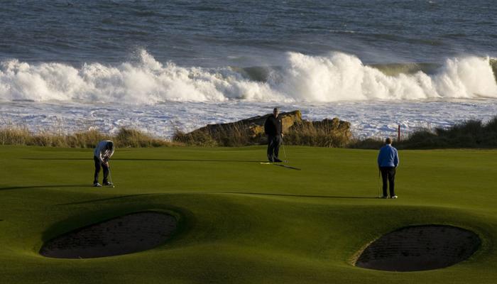 Royal Dornoch Golf Club - Sân golf nổi tiếng thế giới