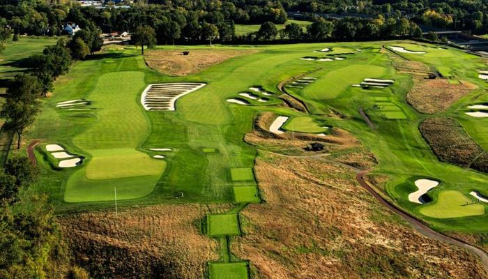 Oakmont Country Club- Sân golf thiết kế hiện đại nhất